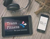 Trans Fitness Logo