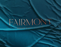 Fairmont Hotel Website Design & Brand Identity