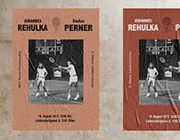 Poster x Tennis