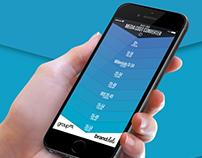 Media Cost Converter App