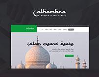 Alhambra | Islamic Centre WP Theme + RTL