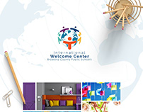 International Welcome Center | Brand Design