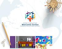 International Welcome Center | Brand Design