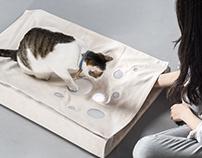Por vi 模組化居家照貓窩