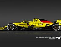 F1 Hide & Seek