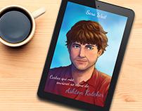 [Book cover] Ilustração para capa de e-book