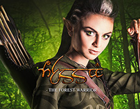 Nessa - The forest warrior