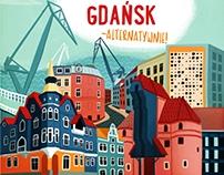Gdańsk Map