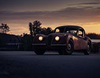 Barnfind Jaguar XK120