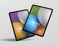 iPad Pro Mockup 2021