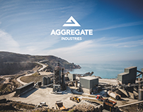 Aggregate Industries: Ronez - Corporate Brochure Design