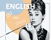 English School Website