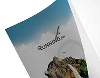 Poster App Runing.fm