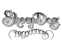 SheepDog Productions Lettering