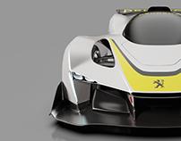 24 Hour Project - Peugeot LM
