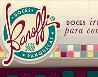 BANOFFI DOCES & PANQUECAS | Brand & Identity
