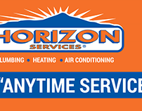 Horizon Service Bill Board project Option 1
