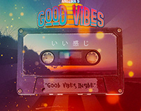 Anozira - Good Vibes Album Cover