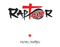 Boceto 2 * Raptor inspiración Japón