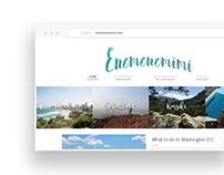 Enemenemimi Travel Blog