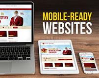 New Destiny Church Web Design
