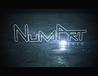 Numart Studio - Logo intro animation