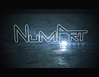 Numart Studio - Logo intro animation