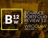 Behance Portfolio Review Wrocław 2017 | BW12