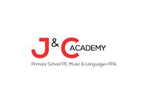 A5 Brochure Printing for J & C Academy
