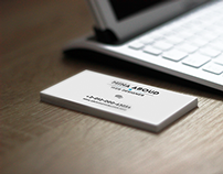 Business Card - Strictly Simple