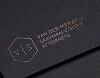 V | S Attorneys Branding