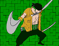 Don't Mess with Zoro