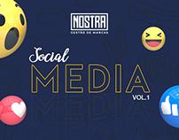Social Media - The Bagual Burger