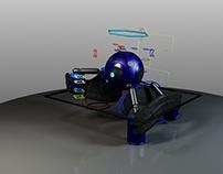 rolliePollieBot characterSetUp3dsMax