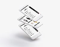 Savitar Wristwatches // Landing Page Project IU/UX