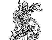 Fiery Serpent