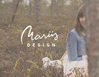 Mariis Design / Visual Identity