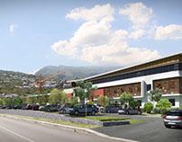 3D Réunion 974 3D phi Bureaux Commerces