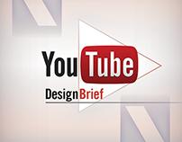 YouTube Design Brief