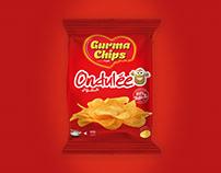 Gurma Chips l Ondulée