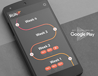 Weekly Run | App for jogging