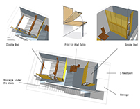Hong Kong Living Unit Design