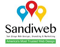 Sandiweb Brand Design 2015