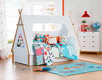 EL CORTE INGLÉS Mini Home AW 15/16 Kids project