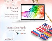 Premium Fashion & Lifestyle WordPress Blog Theme