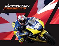 Donington Park - Advertising