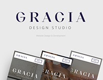 Gracia Design Studio - Web Design & Development