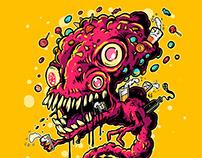 Monster Menagerie (Netherworld Bar & Arcade Beer fest)