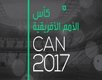 CAF 2017 Sports Template for MBC.net