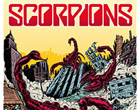 Scorpions Official Poster